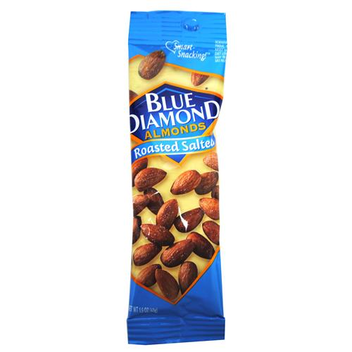 Wholesale Blue Diamond Roasted and Salted Almonds