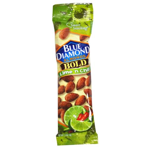 Wholesale Blue Diamond Almonds - Lime & Chili