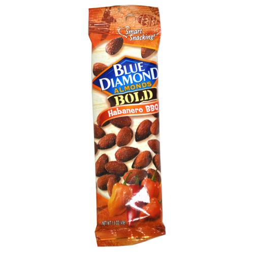 Wholesale Blue Diamond Almonds with Habanero BBQ