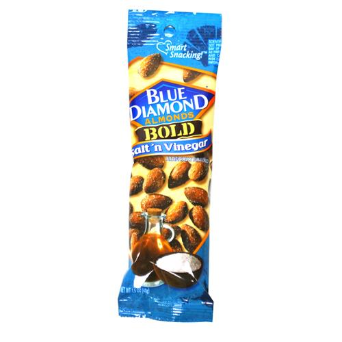 Wholesale Blue Diamond Almonds with Salt & Vinegar