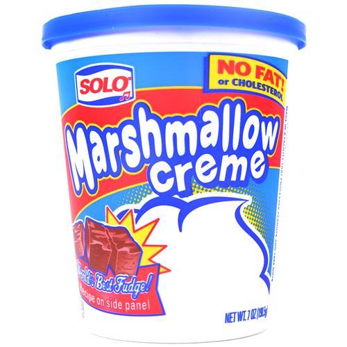 Wholesale Solo Marshmallow Cr?me Tub