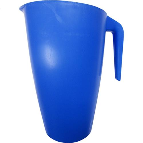 Wholesale 2 QT PLASTIC PITCHER -BLUE USA