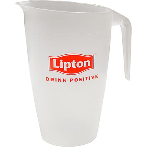 Wholesale 2 QT. PLASTIC PITCHER - LIPTON
