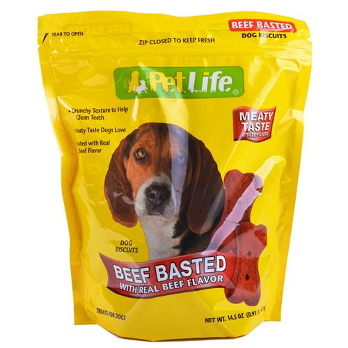 Wholesale Pet Life Basted Biscuits Dog Treats
