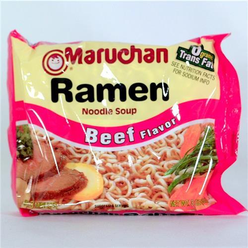 Wholesale Maruchan Beef Ramen Noodles