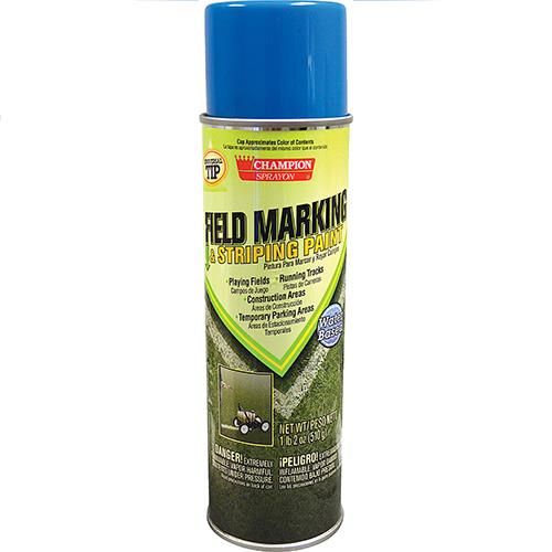 Wholesale Blue Field Marking And Striping Spray Paint 18 Oz Glw