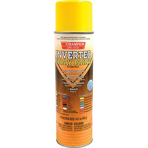 Wholesale YELLOW INVERTED TIP SPRAY PAIN