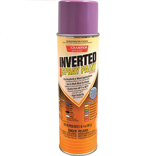 Wholesale APWA Purple Inverted Tip Spray Paint