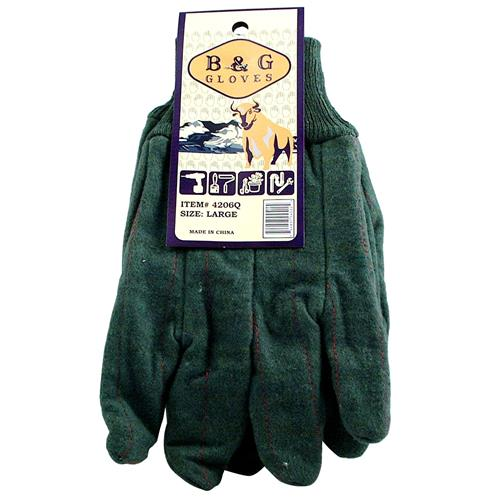 Wholesale Green Chore Heavy Duty Work Glove