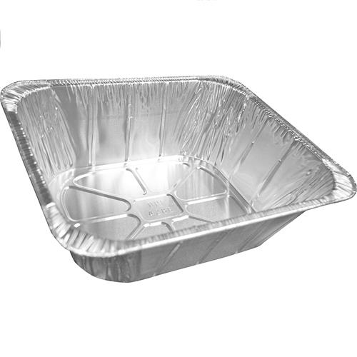 "Wholesale Foil Pan Extra Deep 1/2 Size 12.69"" x 10.3"" x 4."