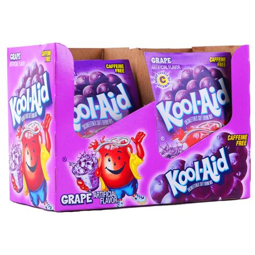 Wholesale Kool Aid Grape Packets