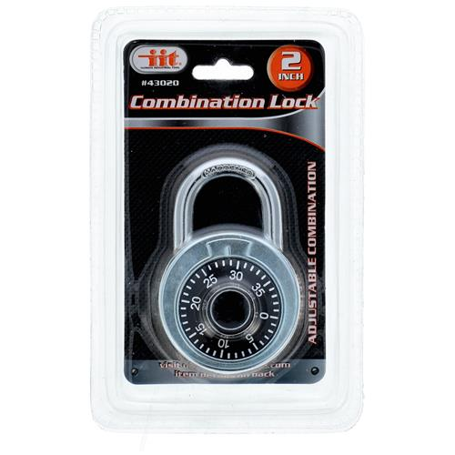 "Wholesale 2"" COMBINATION PADLOCK"