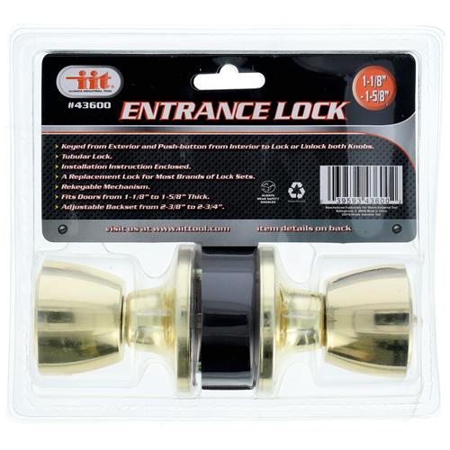 Wholesale Entrance Lock