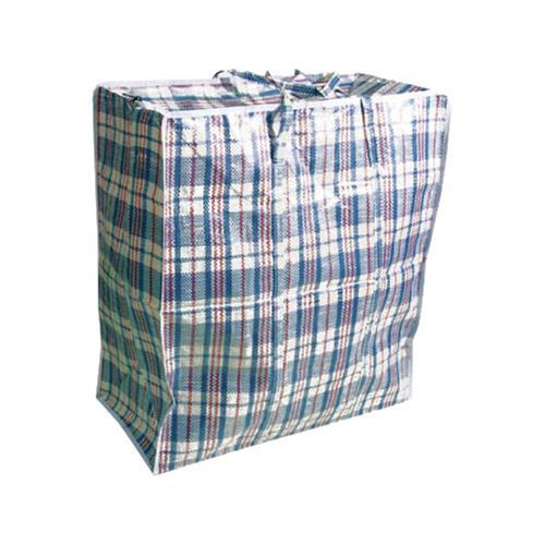 "Wholesale Woven Shopping Laundry Bag 23.5 x 21 x 12.5"""