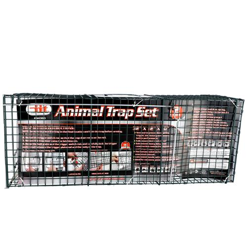 Wholesale 2PC Animal Trap Set -Catch & Release