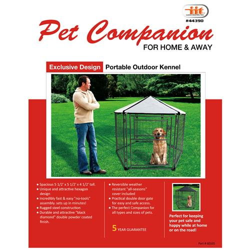 Wholesale FOLDING PET KENNEL WITH COVER