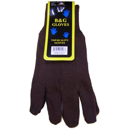 Wholesale Brown Jersey Glove