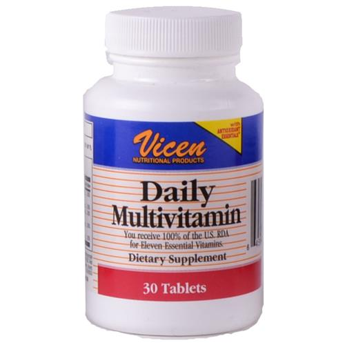 Wholesale Daily Multivitamin Tablets (One-A-Day)