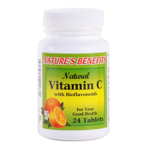 Wholesale Nature's Benefit Vitamin C with Bioflavanoids Tabl