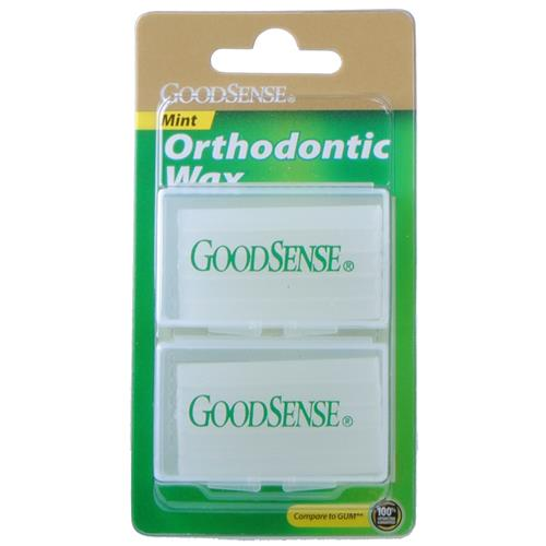 Wholesale Good Sense Orthodontic Wax with Case Mint (G-U-M O