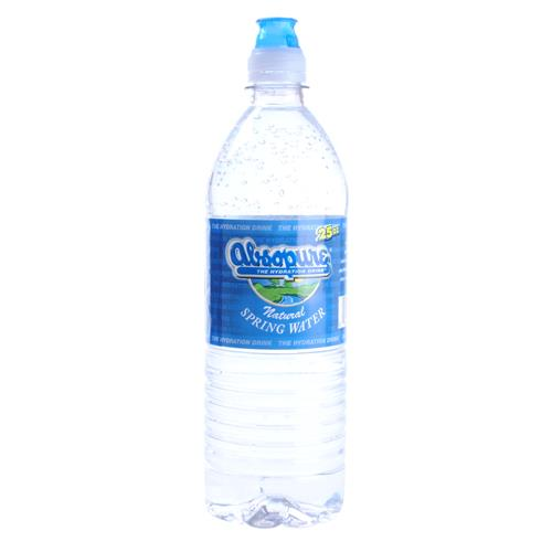 Wholesale Absopure Natural Spring Water w/Sports Cap