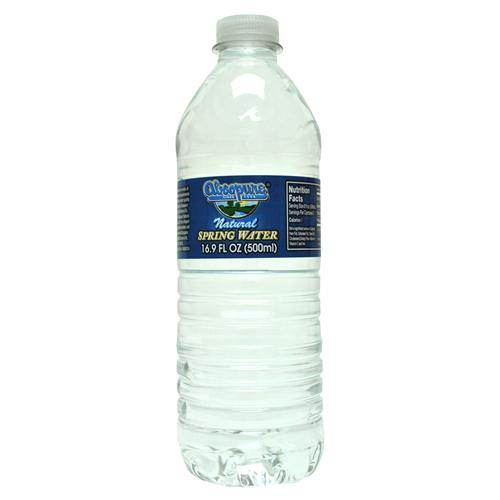 Wholesale Absopure Drinking Water - Flat Cap Bottle