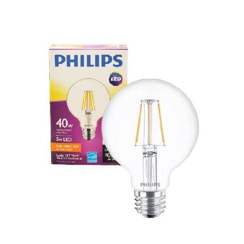 Wholesale 5=40W G25 LED FILAMENT BULB SO