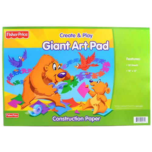 Wholesale Fisher Price Giant Art Pad