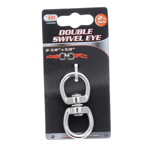 """Wholesale 5/8""""x2-3/8"""" DOUBLE SWIVEL EYE"""