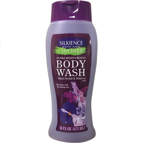 Wholesale Silkience Body Wash Black Orchid