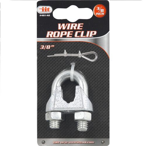 "Wholesale 3/8"" WIRE ROPE CLIP"