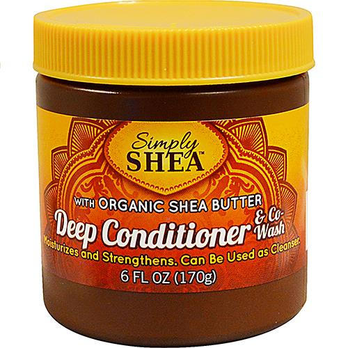 Wholesale Simply Shea Deep Conditioner 6