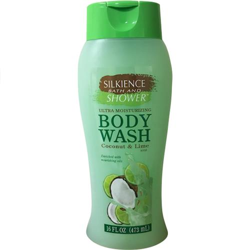 Wholesale Silkience Body Wash Coconut & Lime