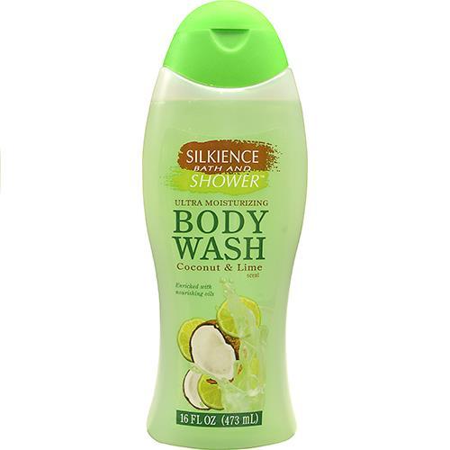 Wholesale Silkience Bath & Body Wash Coconut & Lime