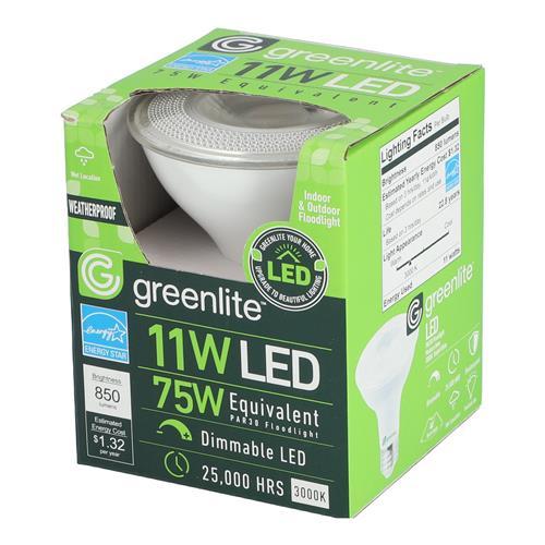Wholesale 11=75W LED SPOTLIGHT PAR30 DIMMABLE BRIGHT WHITE
