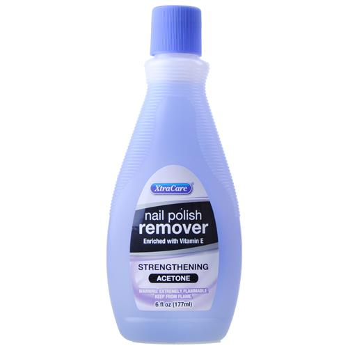 Wholesale XtraCare Nail Polish Remover Regular - Acetone
