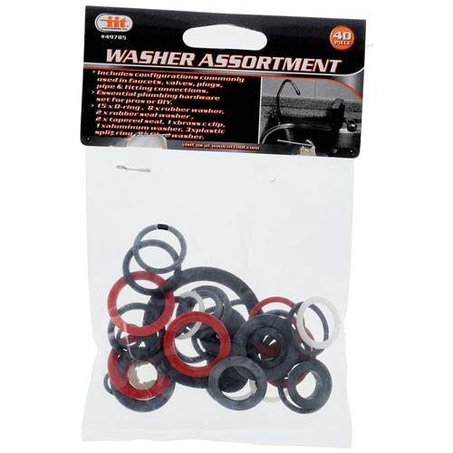 Wholesale 40pc WASHER ASSORTMENT
