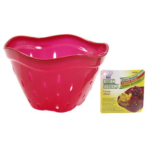 "Wholesale FRUIT STRAINER 7.5"" diameter"