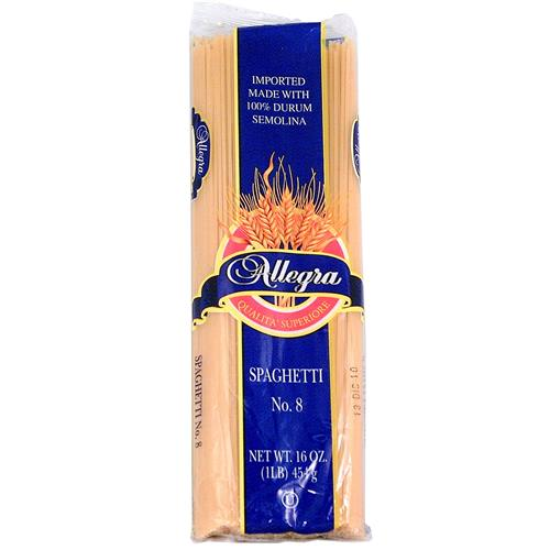 Wholesale Allegra Regular Spaghetti Pasta