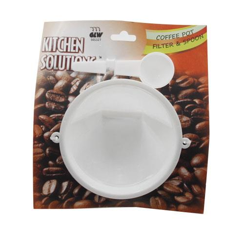Wholesale COFFEE POT FILTER & SPOON