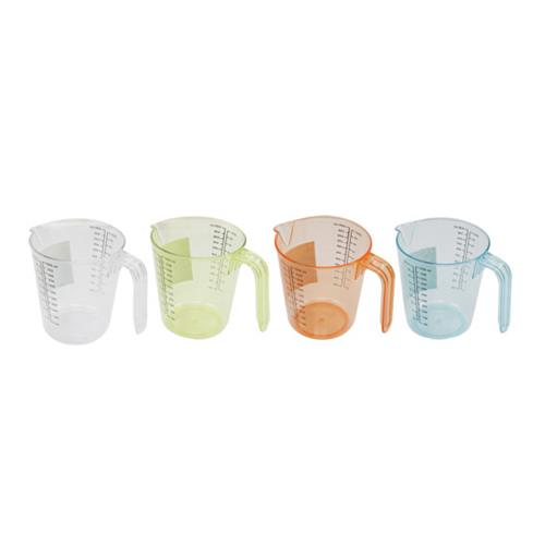 Wholesale 20oz CLEAR COLOR MEASURING CUP