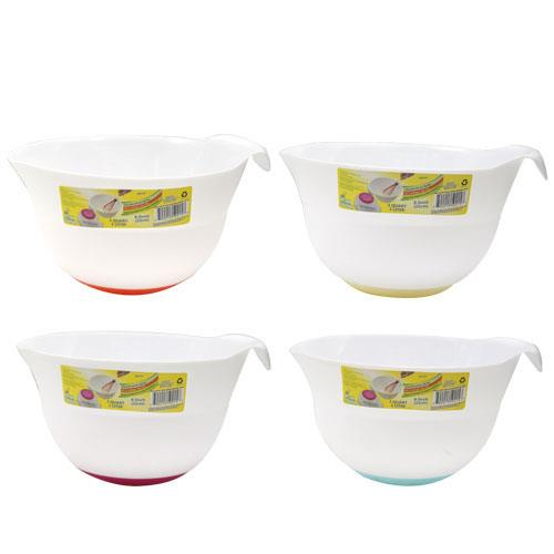 Wholesale MIXING BOWL w/ NON-SLIP BASE 3