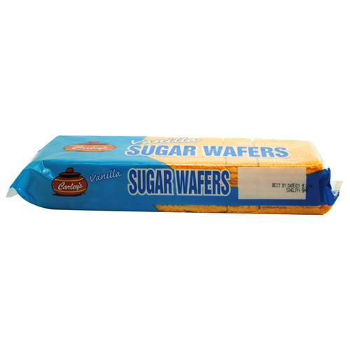 Wholesale Carley's Vanilla Flavored Sugar Wafers