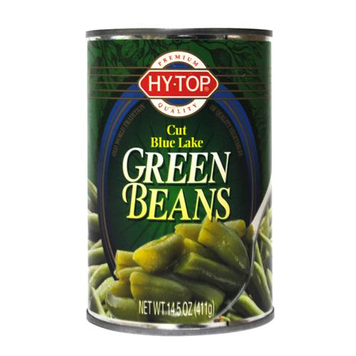 Wholesale Hy Top Blue Label Green Beans