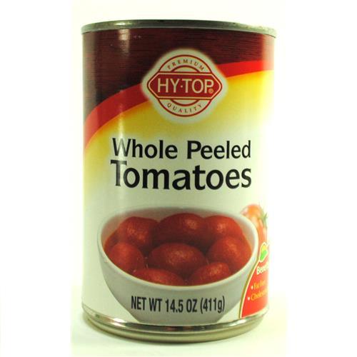 Wholesale HYTOP WHOLE PEELED TOMATOES
