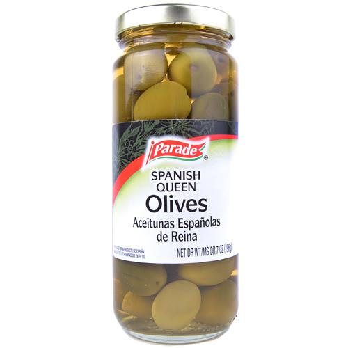 Wholesale Parade Spanish Queen Olives