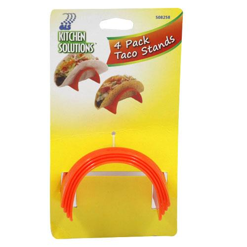 Wholesale 4pk TACO STANDS