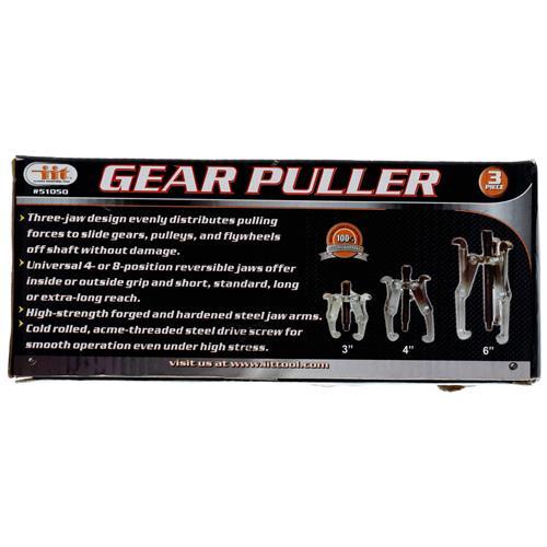 """Wholesale 3pc BEARING PULLER SET 3,4,6"""""""