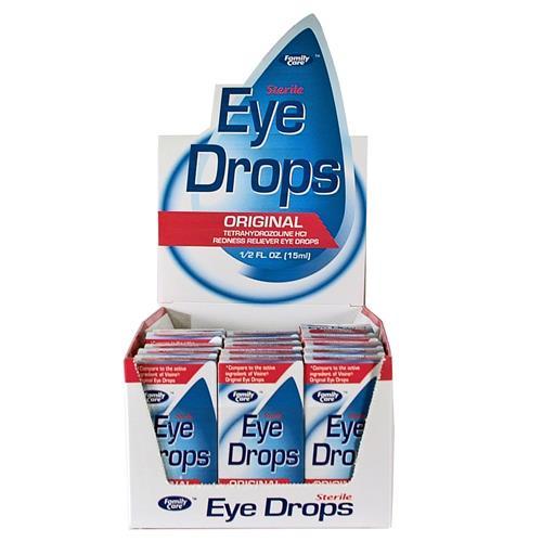 Wholesale Family Care Eye Drops Original Formula (Visine Original)