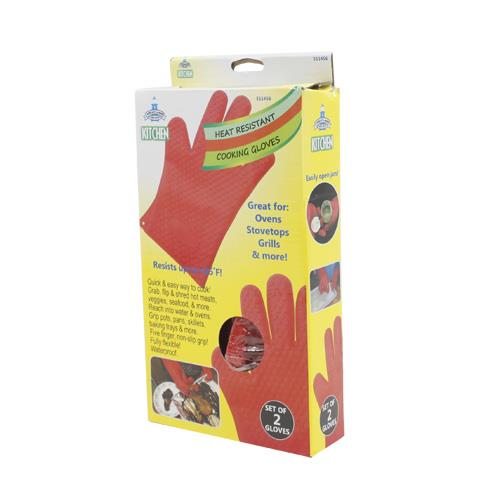 Wholesale HEAT RESISTANT COOKING GLOVES